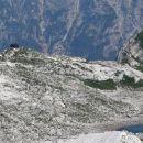 zasavska koča na prehodavcih in rjavo jezero