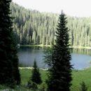 krog je sklenjen na planini jezero, še spust na planino blato