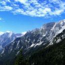 nad planino pa spet novi kičasti razgledi...