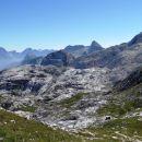pogled nazaj s poti na vrh grubje