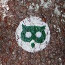 sovica - oznaka učne poti
