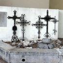 tu je bilo do 1815 mestno pokopališče