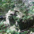 še en mlin, v soteski je bilo med obema vojnama blizu 50 mlinov in žag