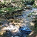 vodni tok se umiri