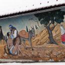 freska na fasadi