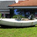 čoln v lazaretu