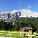 čudovito razgledna planina Zajzera, kjer se prične pot
