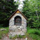 kapela na poti na obirsko planino