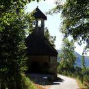 stara cerkvica sv. duha v žurgah...