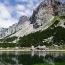 mala tičarica, hišna gora koče pri triglavskih jezerih