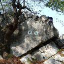 skalni rob z razglediščem, predvidevam, da je to pajtlerica