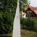 litopunkturni kamen v predgradu, postavljen v okviru projekta SVET KOLPE