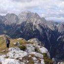 panorama od bavhe do rabeljskih špic
