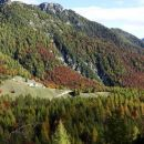 pogled na sedlo rudni vrh