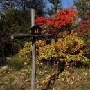 postaja križevega pota in jesenski ruj