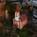 cerkev na robu