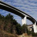 viadukt črni kal, fascinantno gradbeno delo...