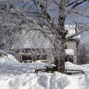 planinski dom na mirni gori