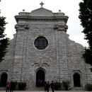 veličastna bazilika marijinega vnebovzetja na sv. gori