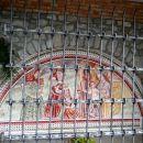 kapela z mozaikom ob cesti na sv. goro