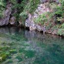 ... ob izviru reke vipave.