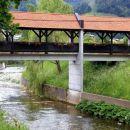 nazaj pri mostu čez kanomljico