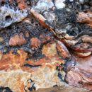 zanimivi vzorci kamnin