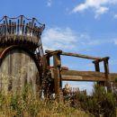 velikanski sod in preša ter razgledni stolp