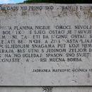 ... v spomin 26-im borcem, ki so zmrznili v zimi 1944...
