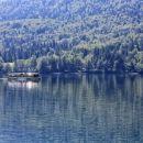 promet na jezeru