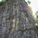 plezalna stena pod skalco