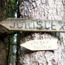 zanimivo, povezava po gozdnih cestah do jurišča?!