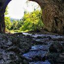 pod velikim naravnim mostom...