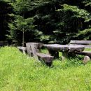 počivališče pri rajhenavskem pragozdu