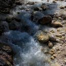srebrni trak potoka martuljek