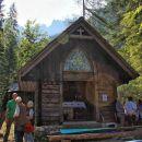 finžgarjeva kapelica na jasenju