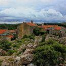 pogled na lubenice z najvišje točke nad naseljem