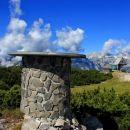 gradišče, najvišja točka velike planine