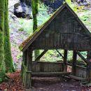 počivališče na koncu soteske