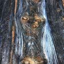 leseni detajl na gospodarskem poslopju