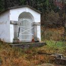 sv. anton z izvirom pitne vode pri vasi volčje