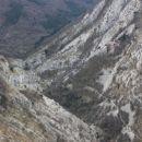poti nad dolino glinščice