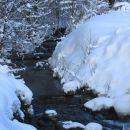 topli potok ali topli jarak po domače