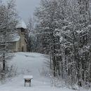 na poti domov postanek pri sv. nikolaju pri vasi poden