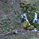 izvir toplega potoka imenovan studenec milosti...