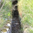 ostanki starorimskega vodovoda v dolini glinščice pri boljuncu