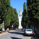 Oglej - dostop k Oglejski baziliki