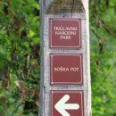 oznaka soške poti