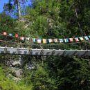 čez viseči most
