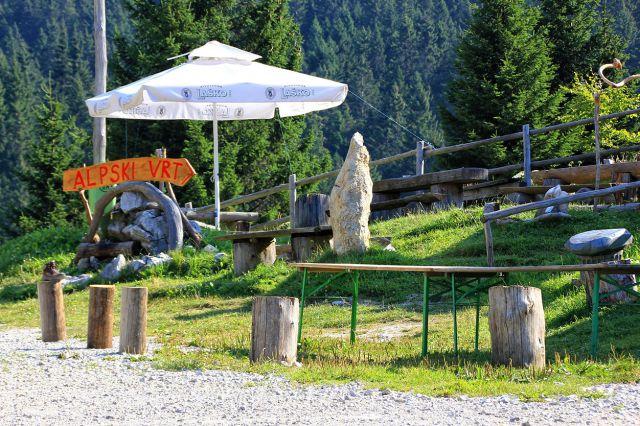 Rezultat iskanja slik za Alpski vrt golte
